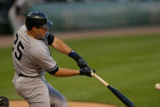 2012 MLB Playoff Race: Injuries That Will Change the Race to October