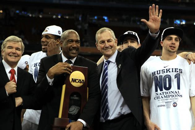 Why Now Is the Right Time for Jim Calhoun to Leave UConn, College Basketball