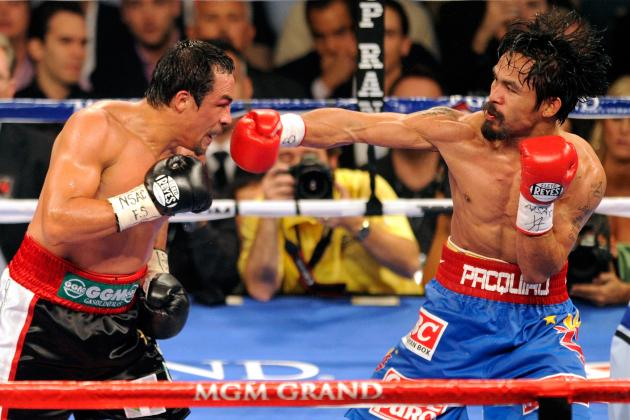 Manny Pacquiao: Why Pac-Man Chose a Fourth Marquez Bout over Bradley Rematch