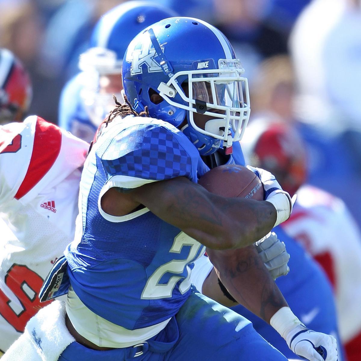 Kentucky Football Midweek Report: CoShik Williams 100 ...