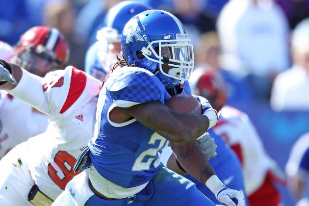 Kentucky Football Midweek Report: CoShik Williams 100 Percent, Will Start vs WKU