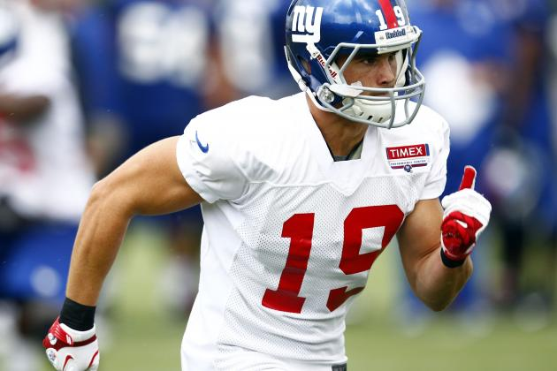 New York Giants: Most Intriguing Practice Squad Players