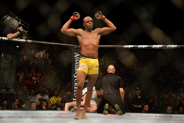 UFC 153 Fight Card: Anderson Silva Headlines the Worst Main Event in UFC History