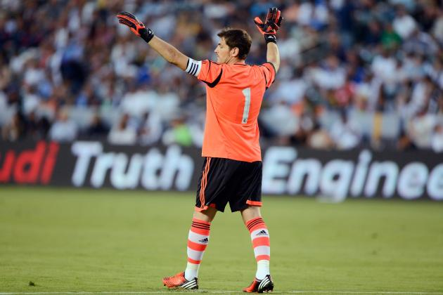 Real Madrid Transfer News: Iker Casillas Wants 8 More Years at Madrid