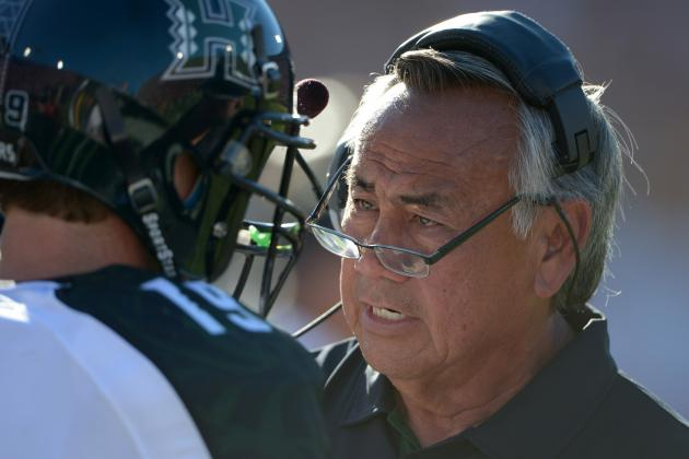 Hawaii Football: Can Norm Chow Convince Recruits to Go 2,500 Miles West of USC?
