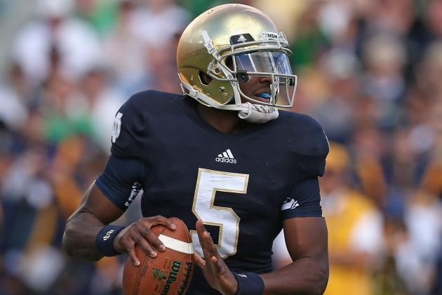 Notre Dame and Michigan State Will Have Similar Game Plans