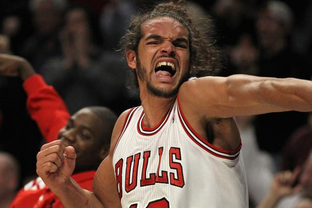 Why Joakim Noah Is the Key to a Successful 2012-13 Chicago Bulls Season