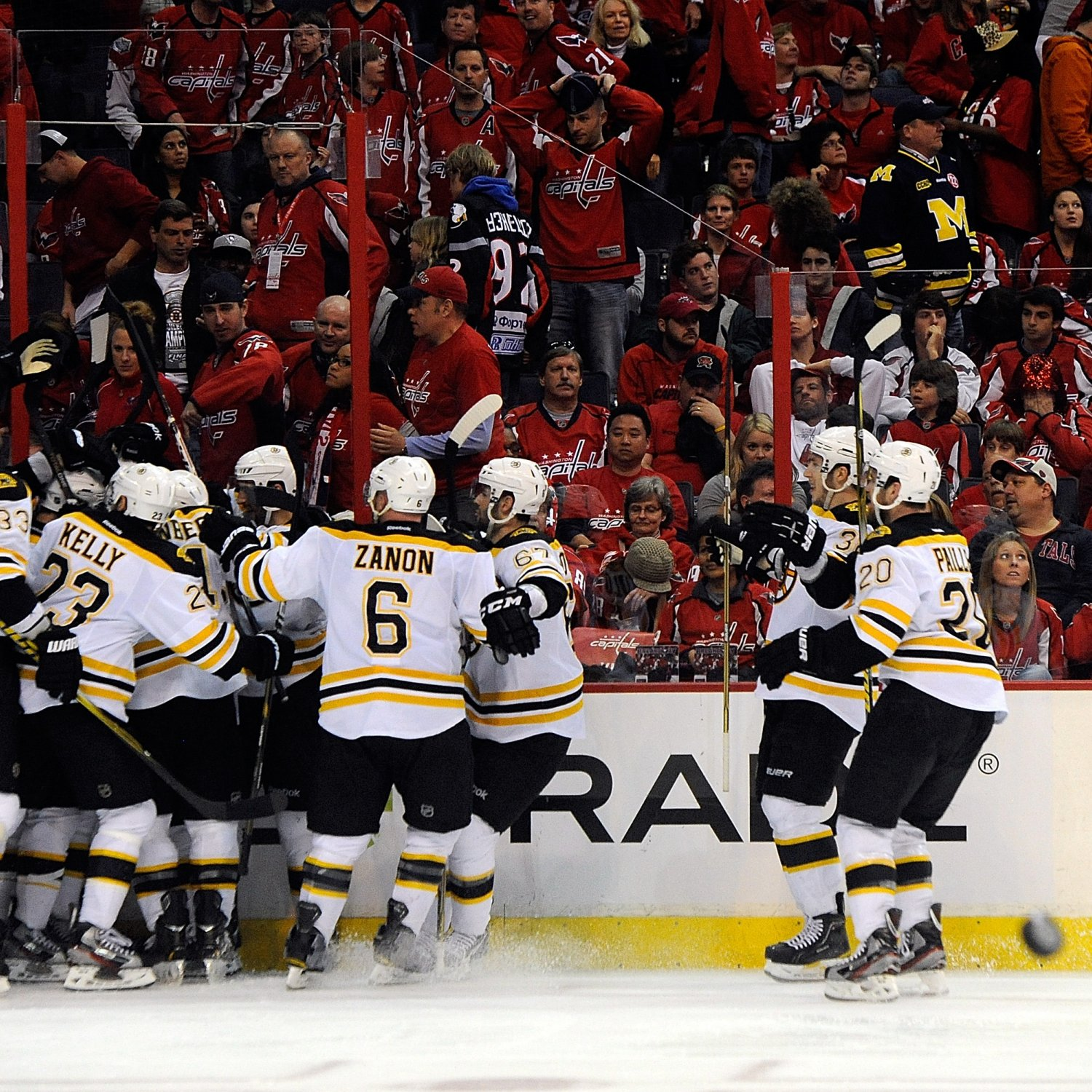 5 Reasons Boston Bruins Are The Scariest Team In Hockey In
