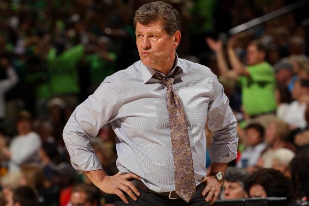 Why Geno Auriemma Should (But Won't) Succeed Jim Calhoun at UConn