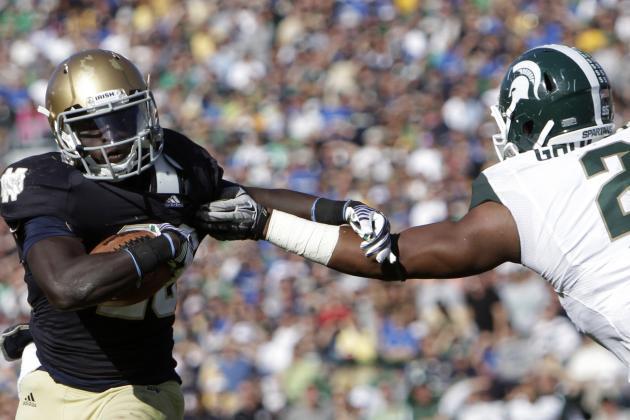 Notre Dame Football: Keys to Irish Taking Down Michigan State