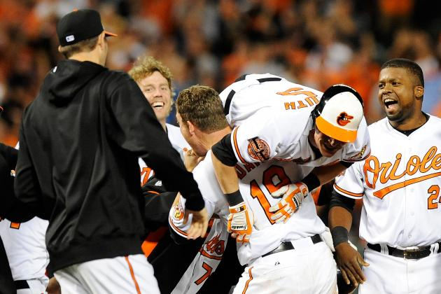 Manny Machado and Nate McLouth Are O'Mazing!