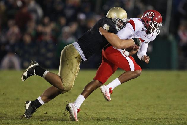 Manti Te'o Scouting Report: Breaking Down the Notre Dame Linebacker