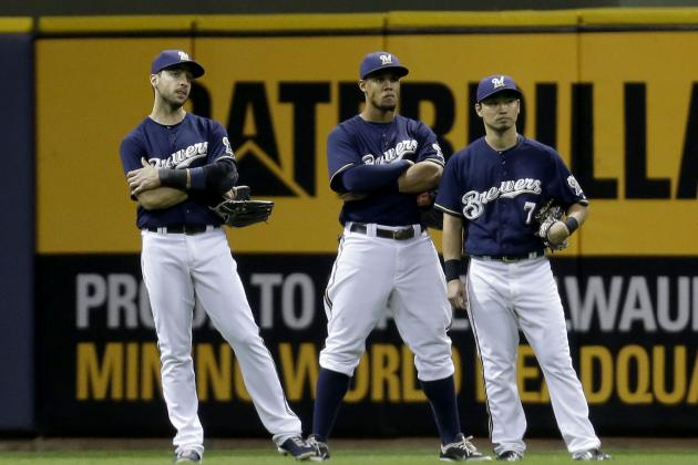 MLB Playoffs: Can the Milwaukee Brewers Really Catch the St. Louis Cardinals?