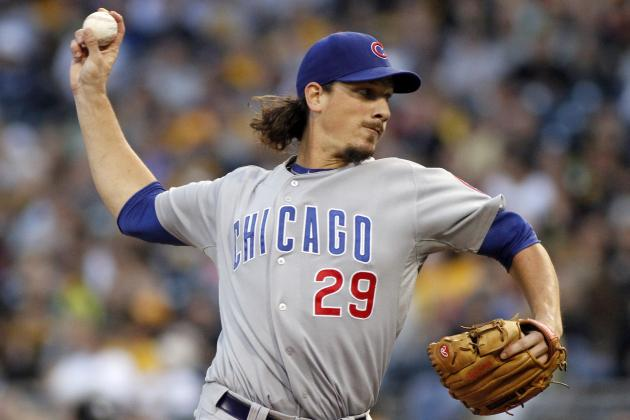 Why Jeff Samardzija Has the Stuff to Be a Top Flight No. 1 for the Chicago Cubs