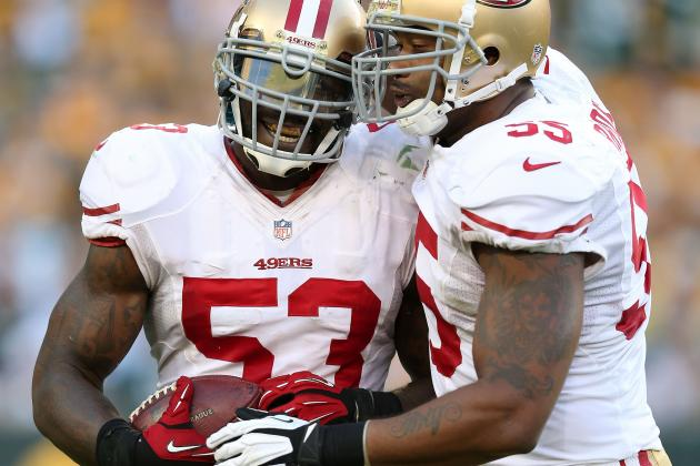 NFL Week 2 Power Rankings: 49ers Rise with Win While Giants Fall with Loss