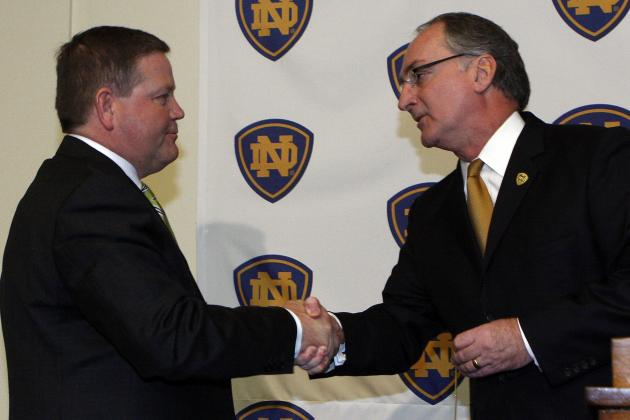 Notre Dame's Move to ACC Is More Than ACCeptable as Football Remains Independent