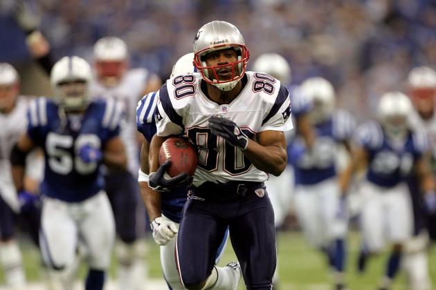 Troy Brown Salute: Newest Patriots Hall of Fame Inductee