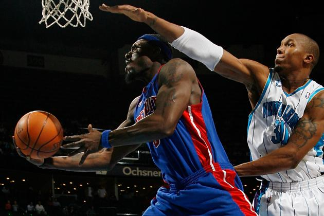 Ben Wallace: Why the League Isn't Ready for Ben to Retire