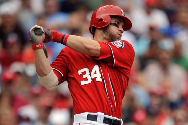 Why Bryce Harper Is Poised for an Andruw Jones-Like Postseason Explosion