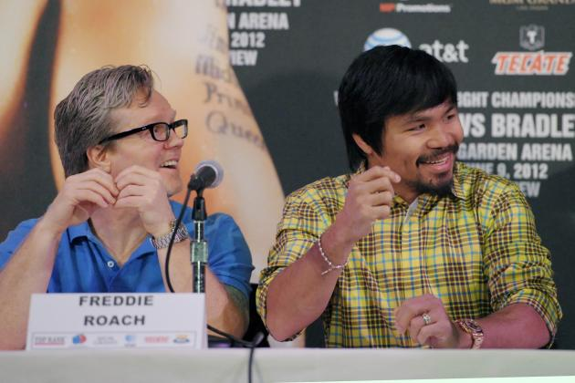 Report: Manny Pacquiao and 50 Cent to Start Own Promotional Company