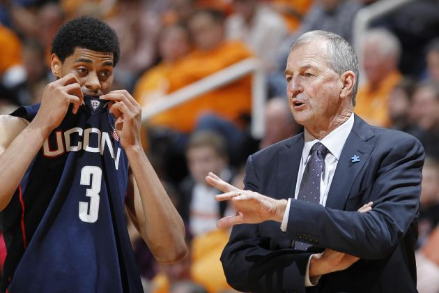 UConn Basketball: Jim Calhoun Will Always Remain a Top Ten Coach