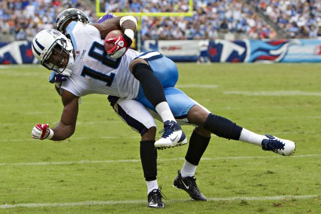 Kenny Britt Transforms the Titans and Other AFC South Must-Reads