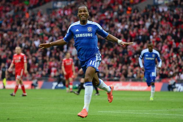 Didier Drogba: Arsenal to Make Offer for Former Chelsea Striker?