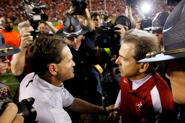 What Auburn Must Do to Jump Alabama in 2013 Recruiting Rankings