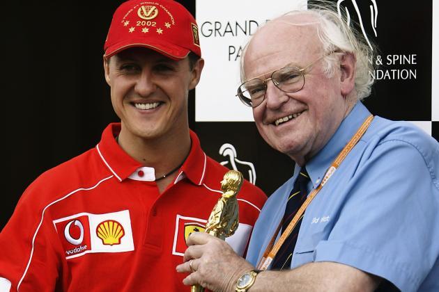 Professor Sid Watkins, Formula 1 Legend and Safety Pioneer, Dies at 84