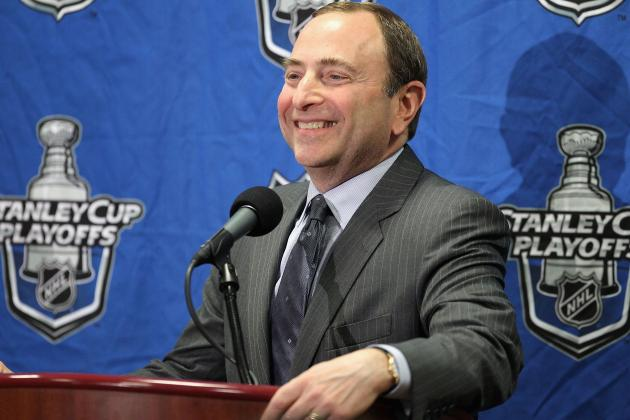 NHL CBA: Don't Just Blame Gary Bettman for Looming Lockout