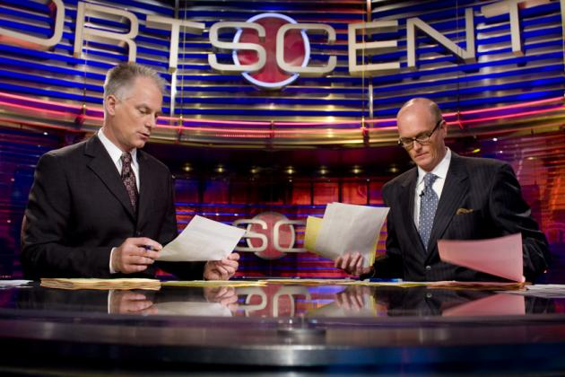 ESPN's SportsCenter Continues to Change World of Sports After 50,000 Episodes