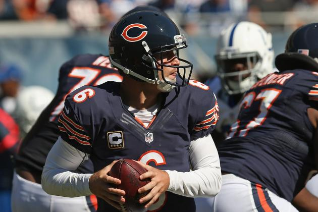 Jay Cutler Talks Trash and More News and Notes from the NFC North