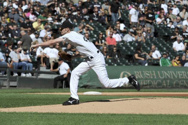 Calm Chris Sale Ready for the Challenge