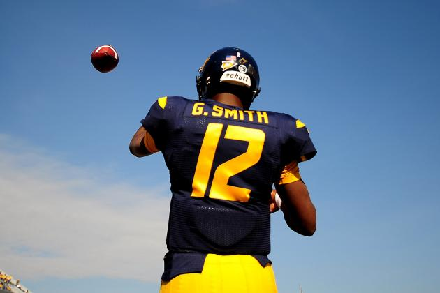Kansas City Chiefs Should Draft West Virginia Quarterback Geno Smith