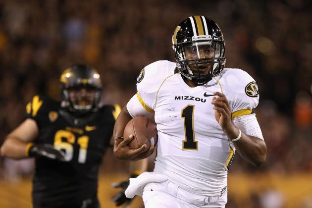 Arizona State Sun Devils vs. Missouri Tigers: Complete Game Preview