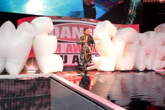 WWE Night of Champions 2012 Results: The Miz Retains Intercontinental Title