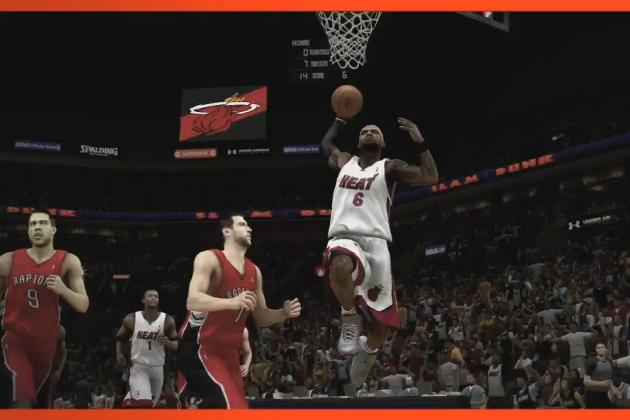 NBA 2K13: Why LeBron James Deserves 99 Overall Rating in Newest Version of Game