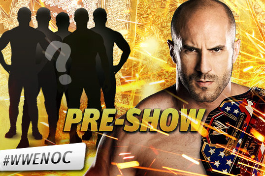 WWE Night of Champions 2012 Results: Antonio Cesaro Retains United States Title