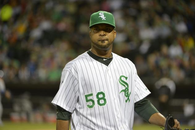 That Was Fast: Francisco Liriano Is Back in the White Sox Rotation