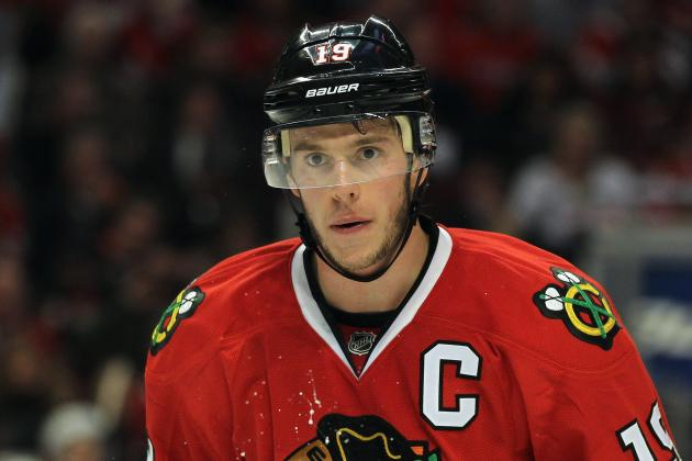 Blackhawks Captain Jonathan Toews Remains Optimistic a Deal Can Be Reached