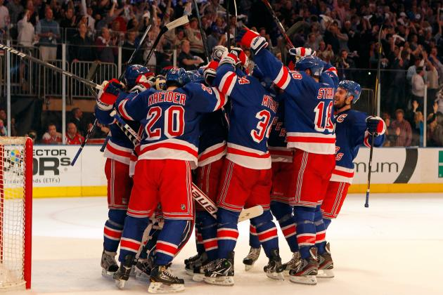 N.Y. Rangers: Why a Short NHL Lockout Would Improve Their Stanley Cup Hopes