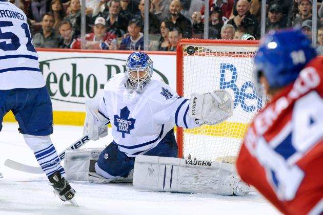 Toronto Maple Leafs Could Be NHL Leaders, Signings Explain Inadequacy
