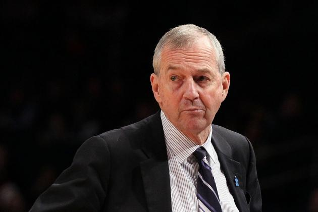 Coach Jim Calhoun Retires with Legacy of Passion, Success and Incredible Fight