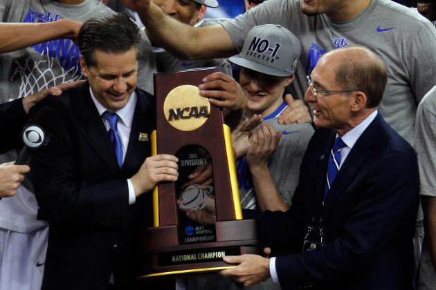 2012 Final Four Floor Will Be Put to Good Use at Kentucky