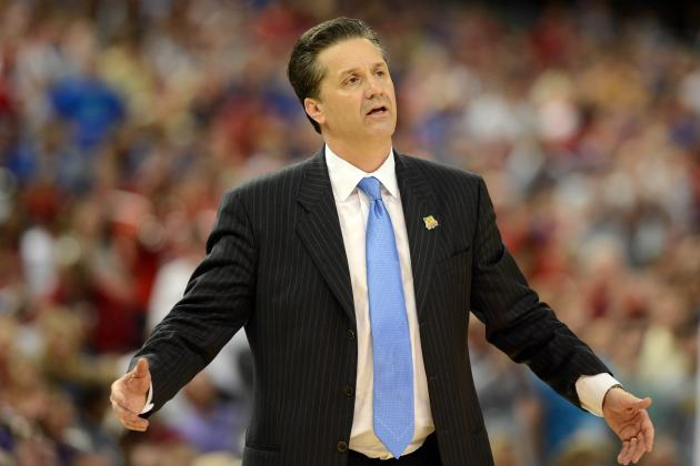 Calipari Halves Ticket Price for UK NBA Alumni Game