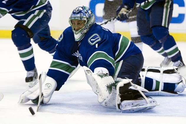 Roberto Luongo Not Frustrated by Still Being a Canuck; 'I Was OK with That'