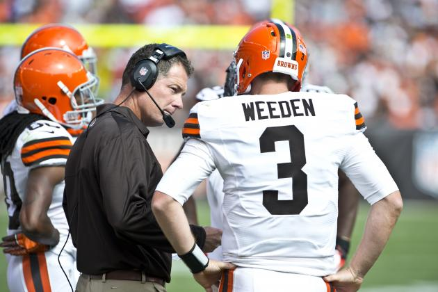 Can Brandon Weeden Rebound Against Cincinnati Bengals' Defense?