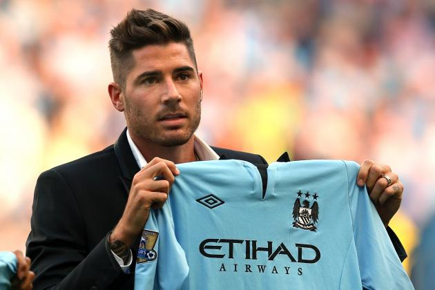 Picking the Best Manchester City Lineup for Javi Garcia to Excel in