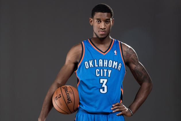 Perry Jones III Talks to B/R About Expectations for His Rookie Season