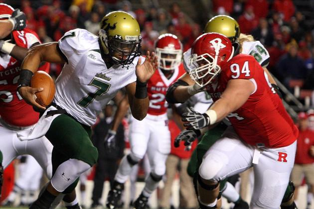 Rutgers vs. South Florida Football: What to Expect in Thursday's Big East Clash